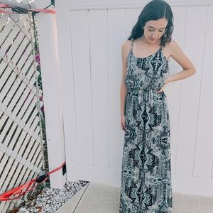 One Clothing Maxi Dress Size Small